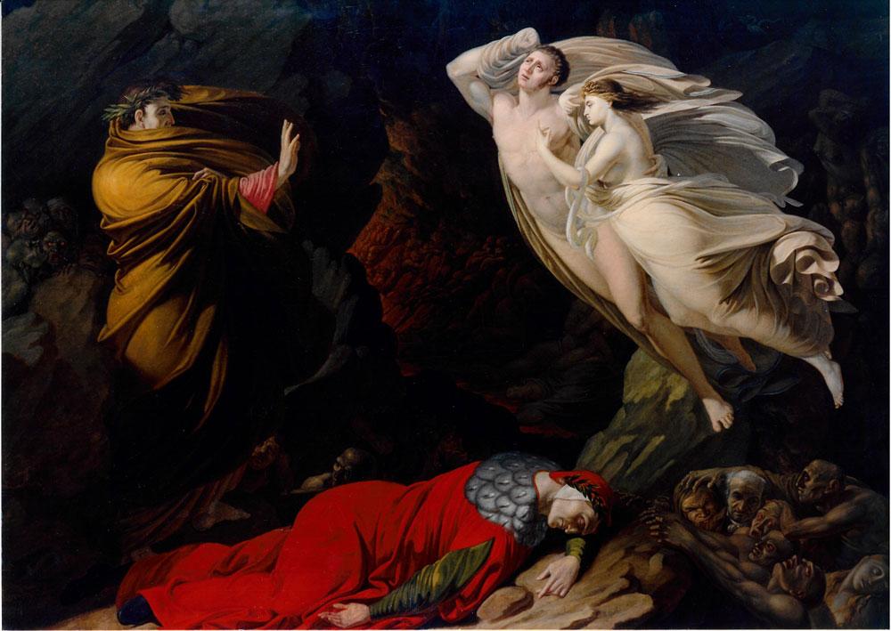 Il Dantedì degli Uffizi, dall'acquisto di un importante dipinto al tour virtuale negli inferi del museo