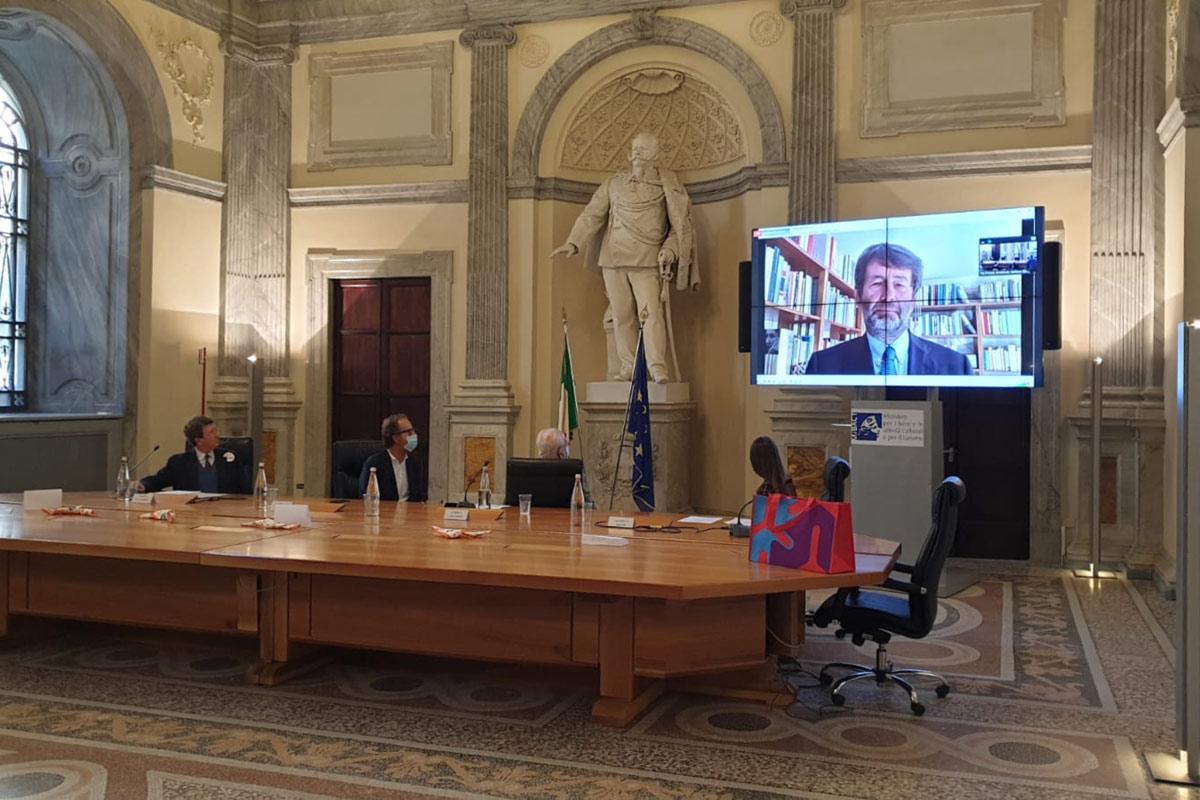 """Franceschini esalta il FAI: """"per la ripartenza andiamo avanti sulla linea che ci indica"""""""