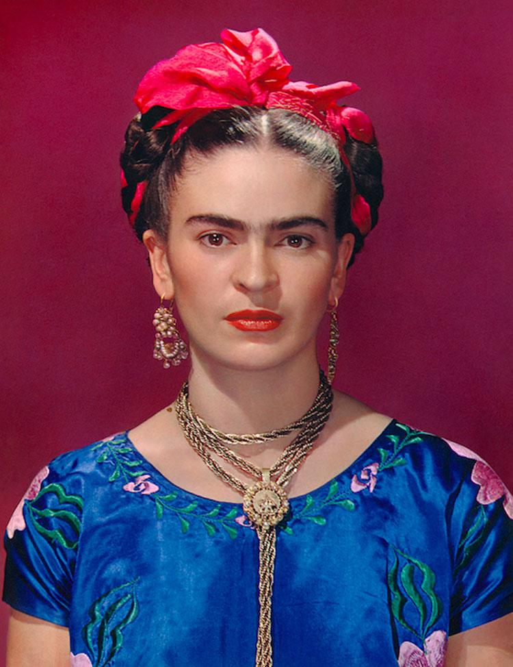 Quando Frida Kahlo s'innamorò di Nickolas Muray. A Stupinigi gli scatti del fotografo