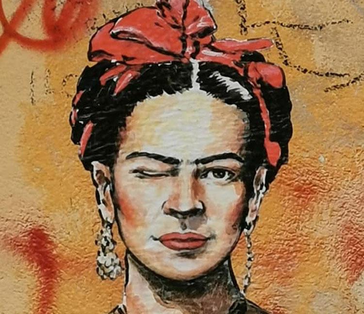 A Firenze le Superwomen di Lediesis. Le donne dell'arte, del cinema e della letteratura in versione street art