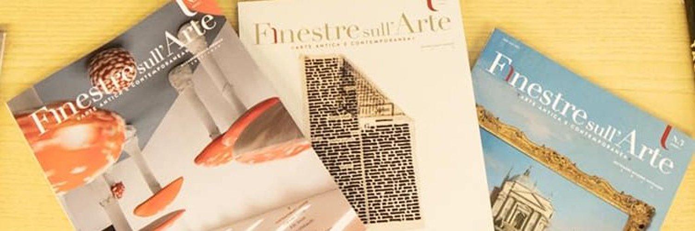 Una nuova opportunità per seguire l'informazione di Finestre sull'Arte su Twitter
