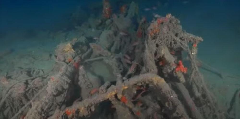 Ritrovato il relitto di un galeone cinquecentesco. È il primo di questo genere scoperto in Italia