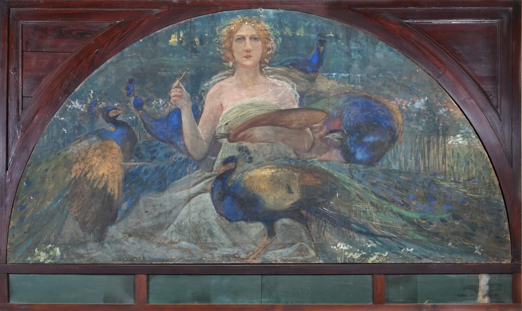Lucca, in mostra la storia della manifattura Chini con le opere della Collezione Mordini