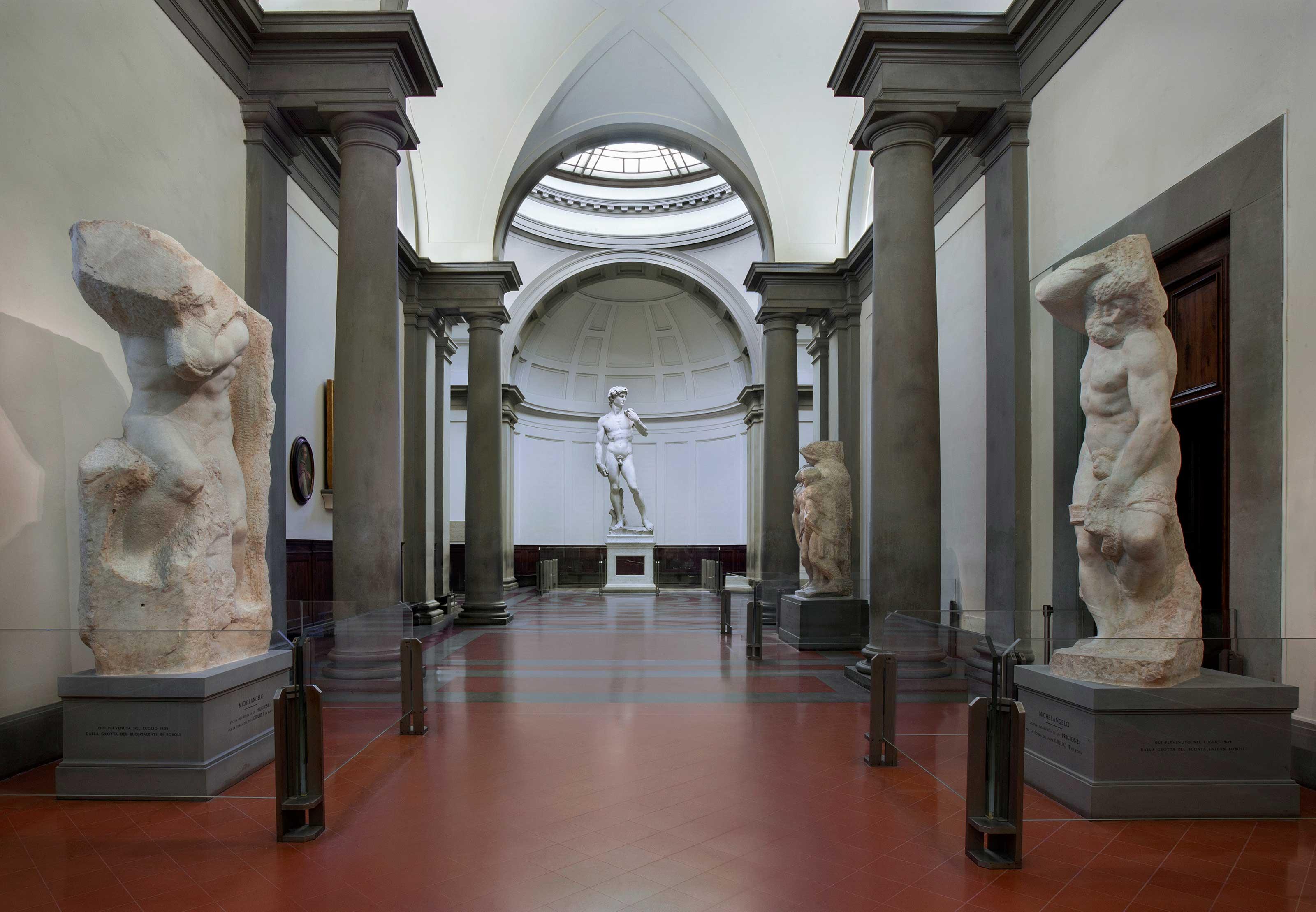 Galleria dell'Accademia e Università di Firenze presentano progetto di tutela del museo con tecnologie avanzate