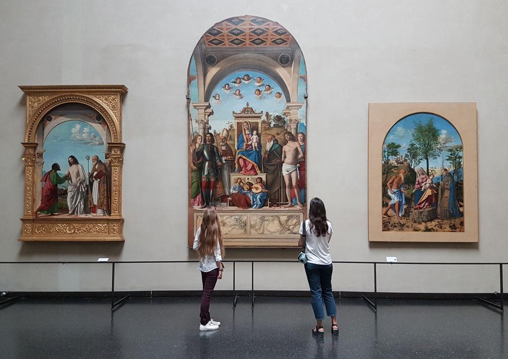 Venezia, Gallerie dell'Accademia: oltre 1100 visitatori nel primo weekend di riapertura