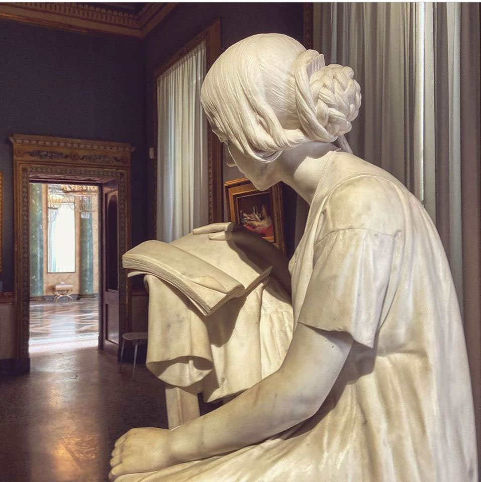 #museichiusimuseiaperti: uniti per far vivere l'esperienza museale anche da casa