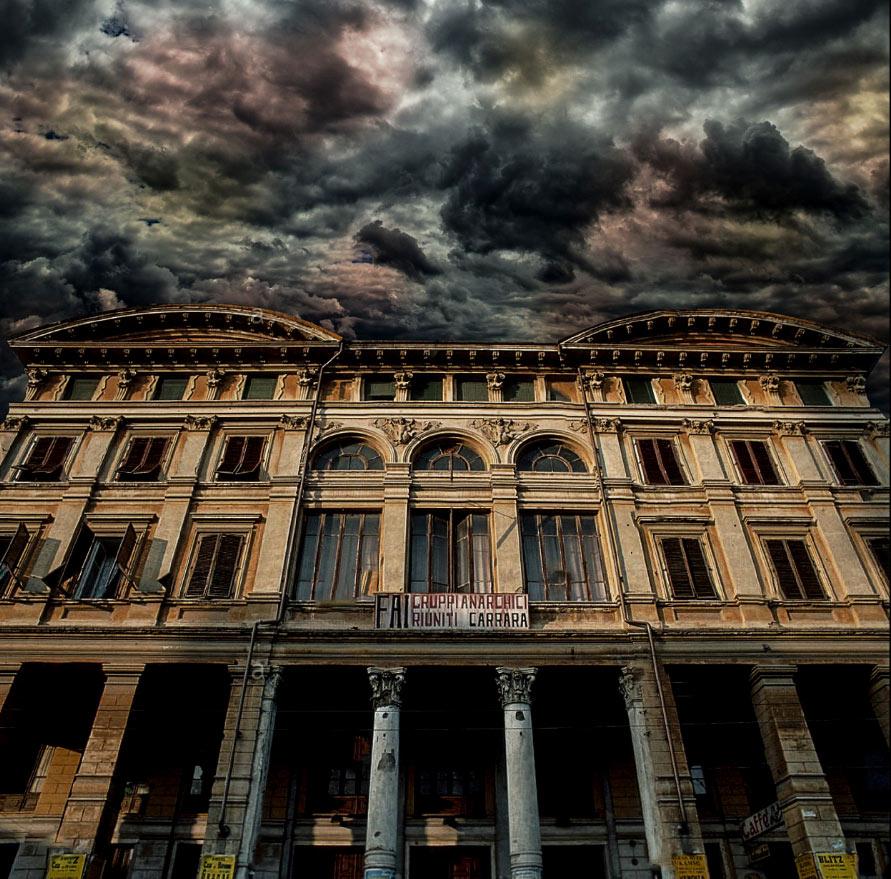 Un videogioco zombie per rivalutare un territorio e far conoscere la bellezza di una città, Carrara