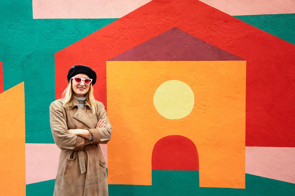 Gemellaggio d'arte tra Italia e Francia nel segno della street art
