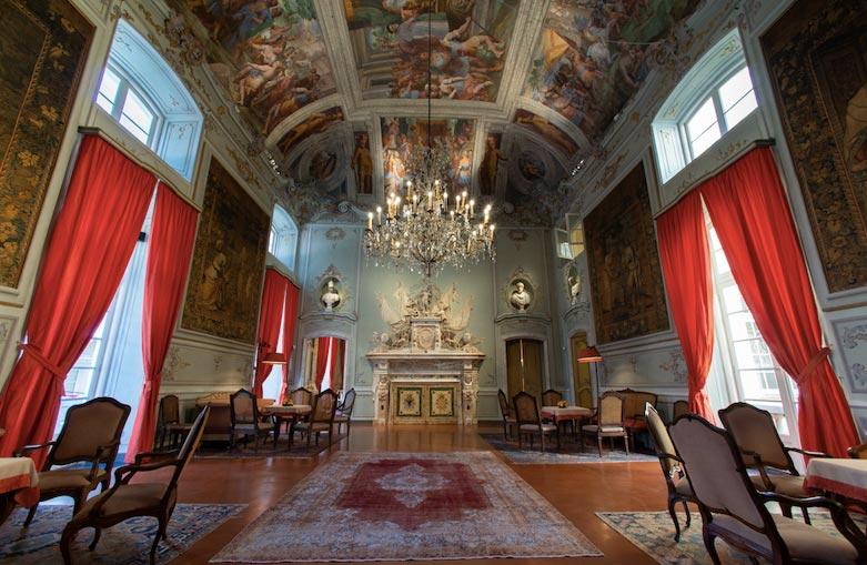 Genova, tornano le visite ai palazzi dei Rolli Days: tra le novità il sistema tagliacode