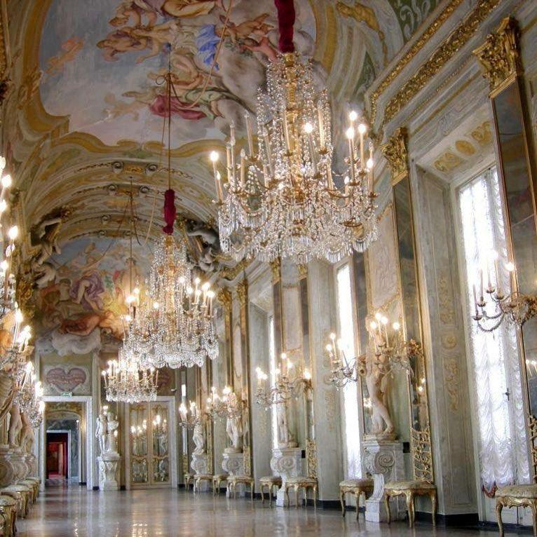 Una passeggiata per bambini a Palazzo Reale di Genova