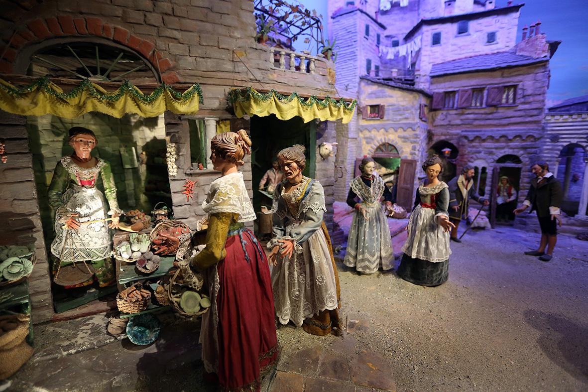 Genova, nelle chiese i presepi storici della città sono aperti: eventi e visite guidate