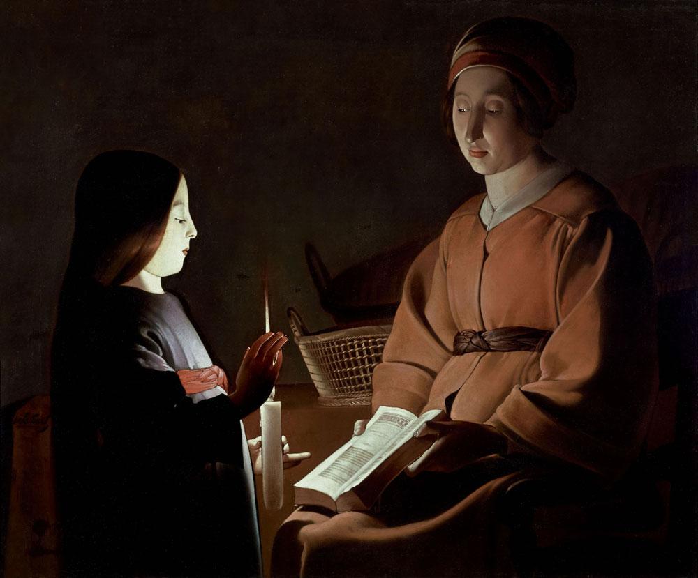 Milano, riapre la prima mostra italiana dedicata a Georges de La Tour. Prorogata fino a settembre.