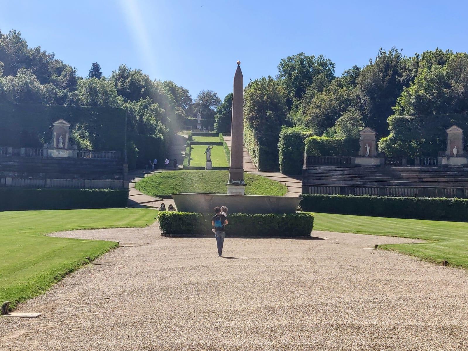 """Giardino di Boboli, oltre 2000 visitatori per la riapertura. """"Grande desiderio di riappropriarci delle bellezze del nostro territorio"""""""