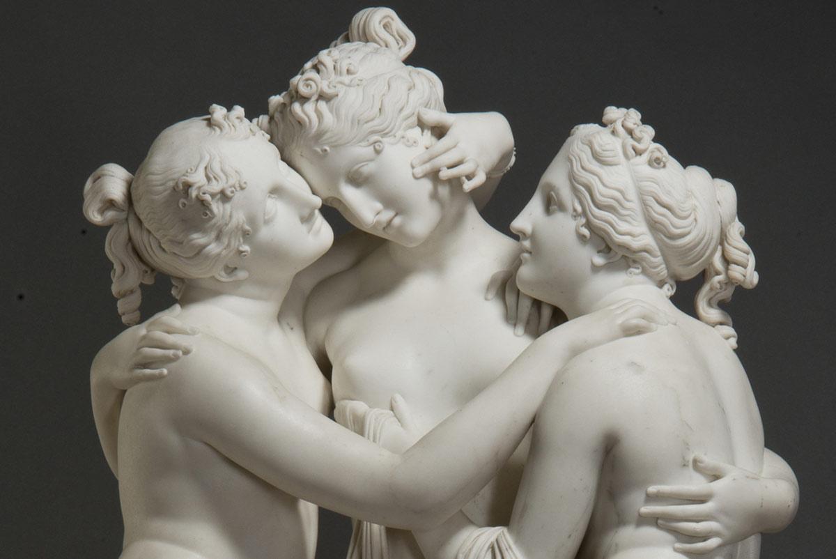 Le Gallerie d'Italia riaprono al pubblico le loro tre sedi. Prorogata la mostra Canova | Thorvaldsen