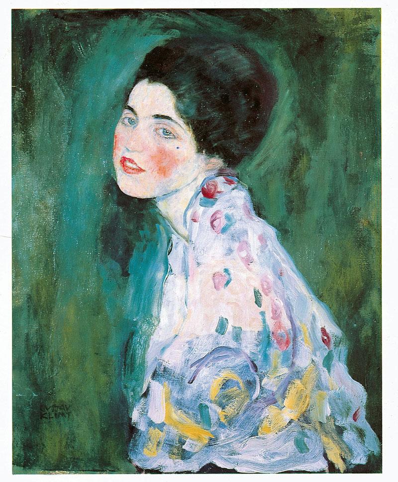 È tornato a casa il Klimt rubato della Galleria Ricci Oddi di Piacenza