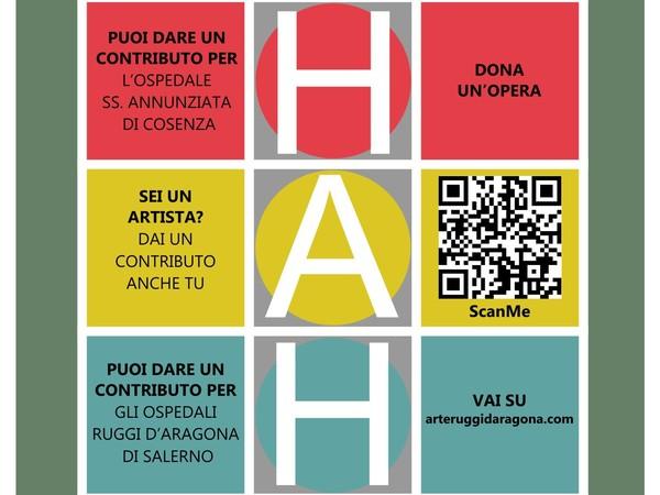 Help Art in Hospital: artisti chiamati a portare l'arte negli ospedali di Cosenza e Salerno