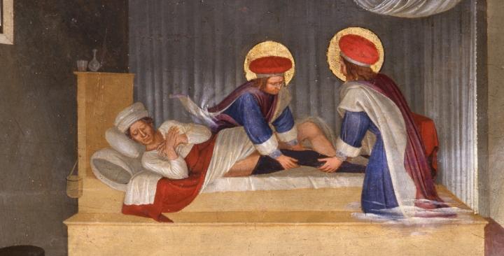 La Galleria degli Uffizi presenta una mostra virtuale sulle guarigioni miracolose