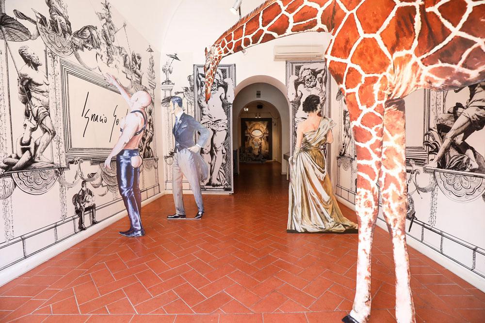 L'universo di Ignacio Goitia all'Instituto Cervantes di Roma