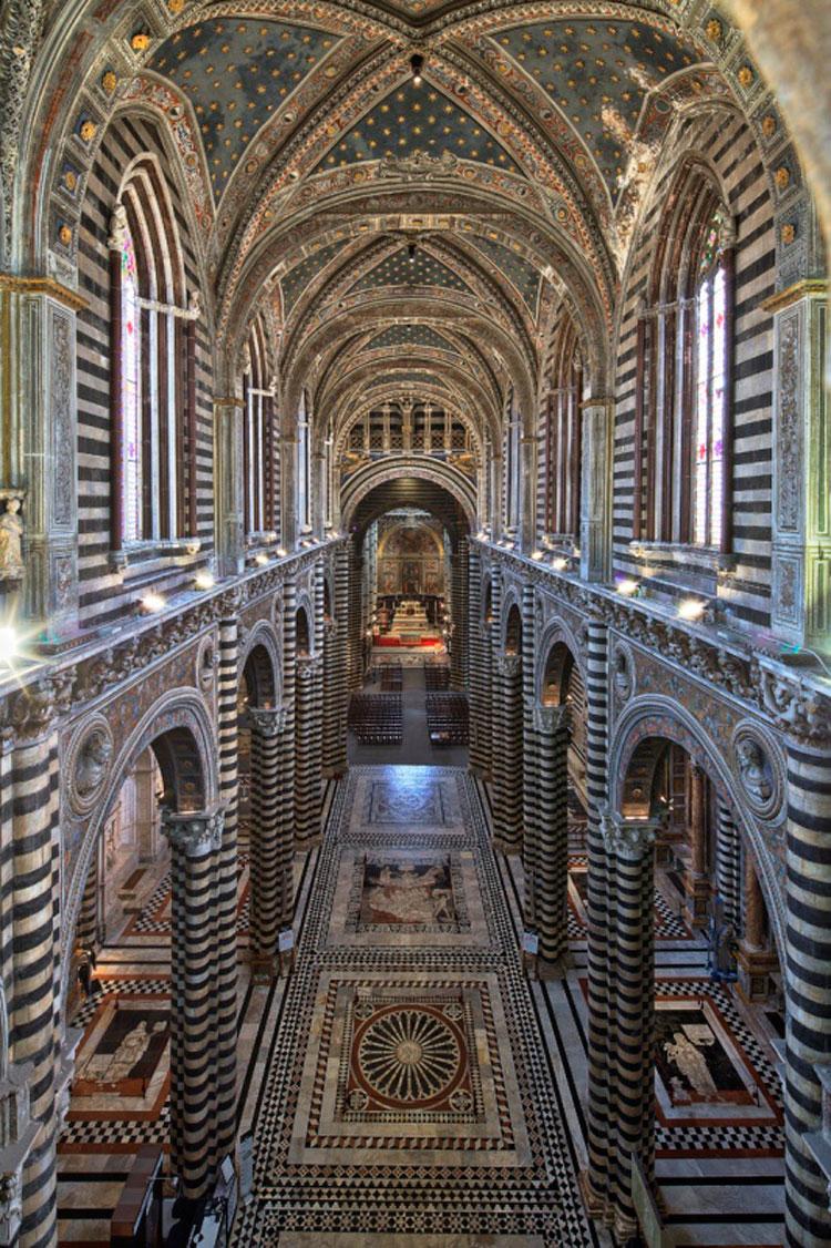 Da agosto torna visitabile l'intero Complesso del Duomo di Siena