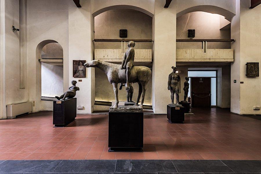 Le opere di Marino Marini per ora rimangono a Pistoia: il Tar dà ragione al MiBACT