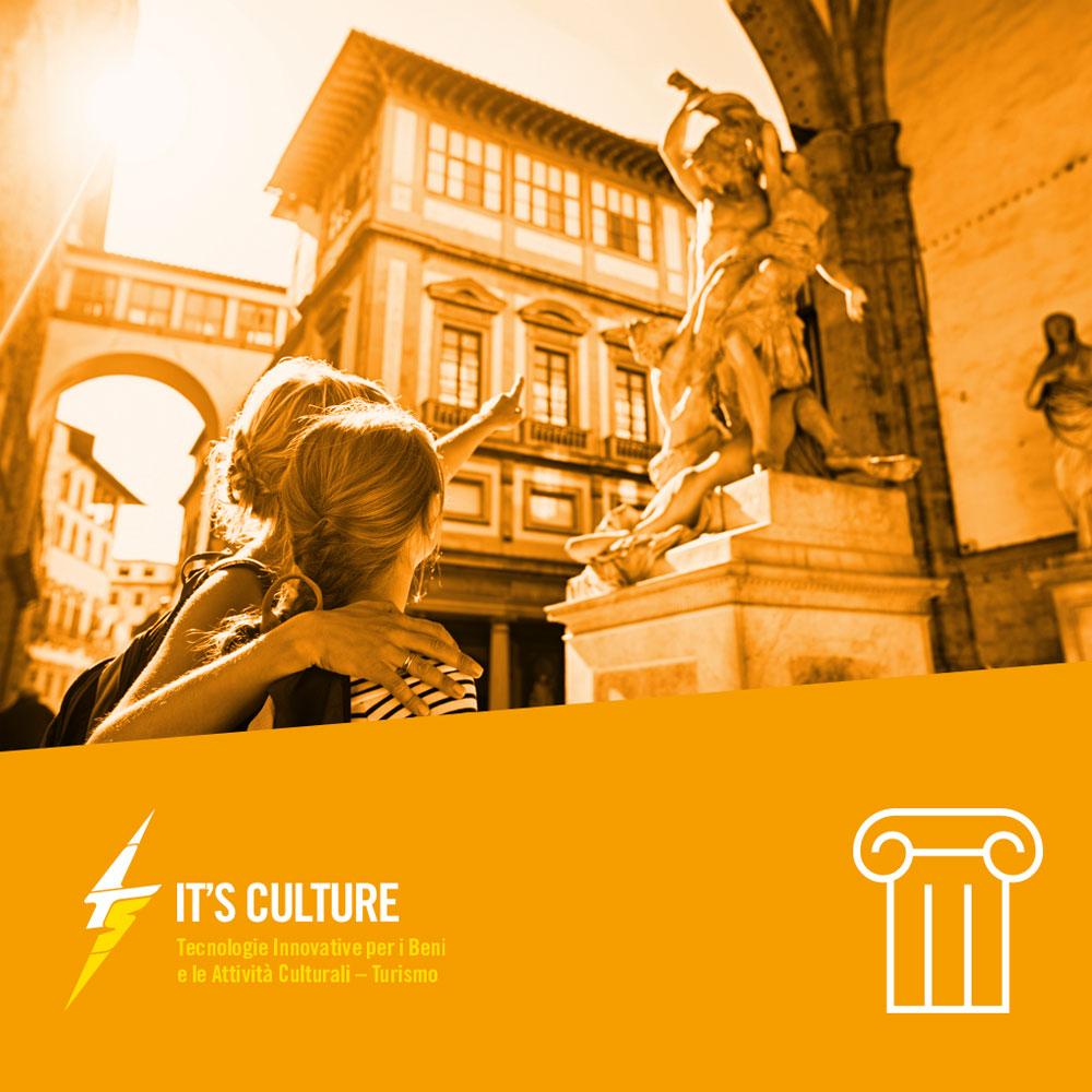 Ami l'arte e i viaggi? Il corso IT'S Culture fa per te