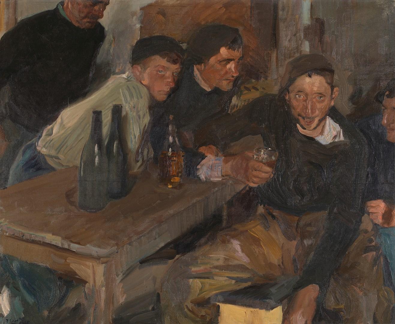 Londra, la National Gallery acquista il suo primo dipinto di Joaquín Sorolla