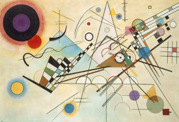 Al Guggenheim di Bilbao un'importante mostra su Vasilij Kandinskij