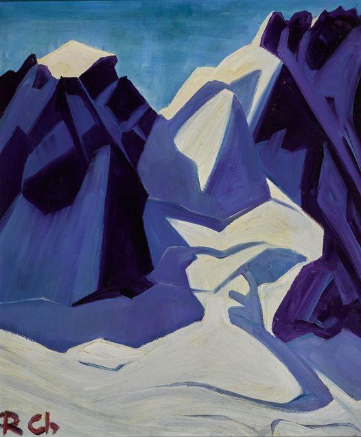 Vicepresidente del Senato, pittore, alpinista: una mostra sulla vita di Renato Chabod