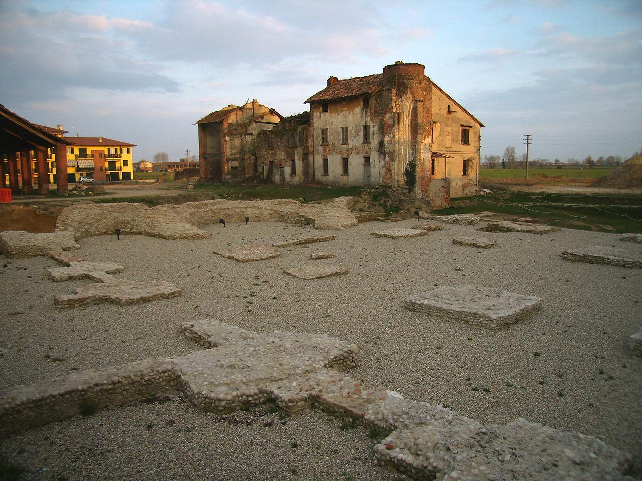 Lodi, il MiBACT dà l'ok alla realizzazione del Parco Archeologico di Laus Pompeia