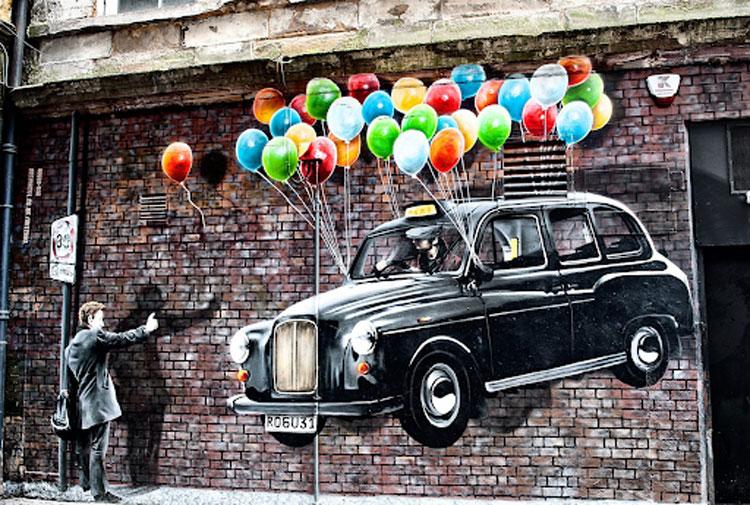Lazio, approvata la legge che promuove la street art. Stanziati 500mila euro per 2021-2022