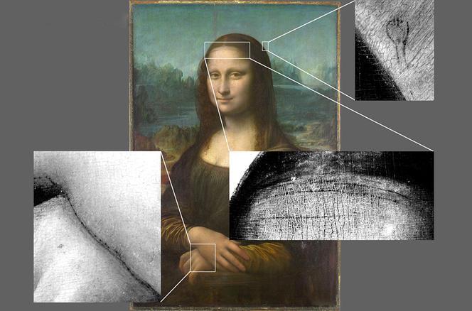 Importante scoperta su Leonardo da Vinci: trovate le tracce dello spolvero sulla Gioconda