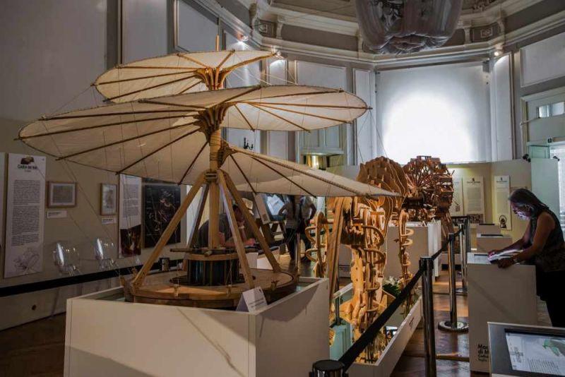 Riaperto il Leonardo3 Museum a Milano: sarà visitabile fino a fine 2020