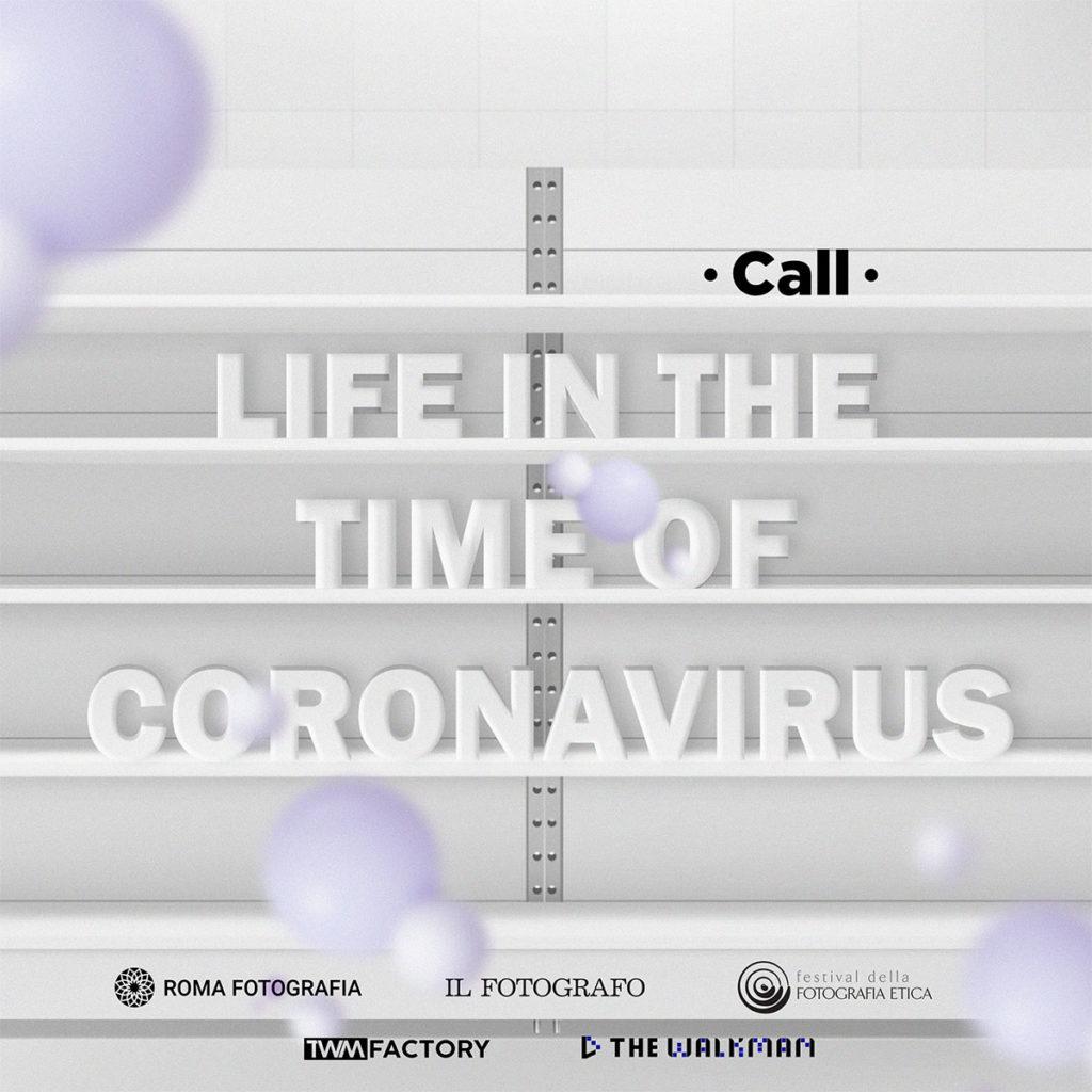 Roma Fotografia lancia una call fotografica per raccontare la vita durante il coronavirus