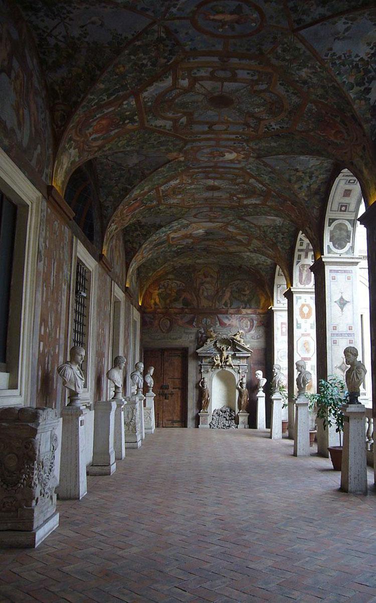 Tornano le aperture serali di Palazzo Altemps