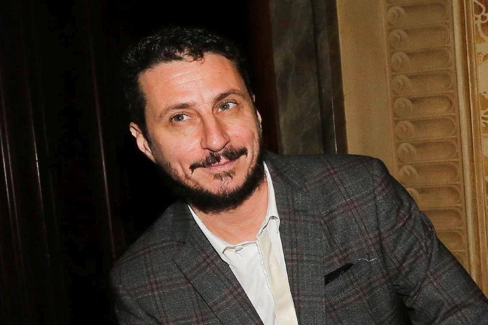 """Luca Bizzarri diventa """"testimonial"""" della Galleria dell'Accademia di Firenze"""