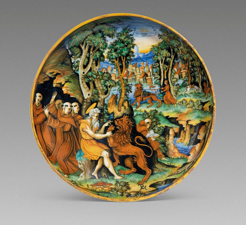 Oltre cento maioliche rinascimentali italiane tornano visibili alla Galleria Nazionale delle Marche di Urbino