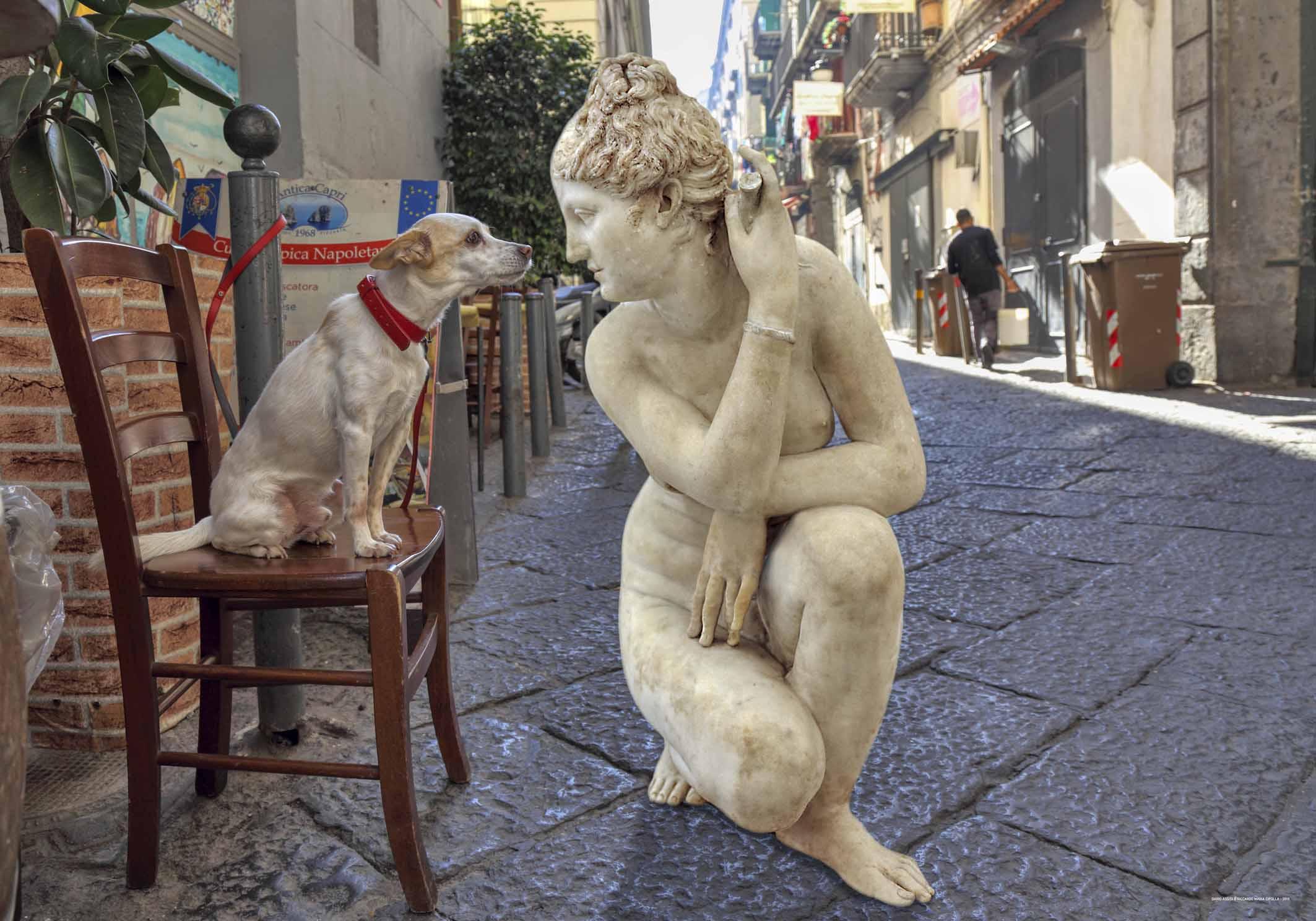 Napoli, il pubblico non può visitare il MANN? E allora è il MANN che va in città, ecco come