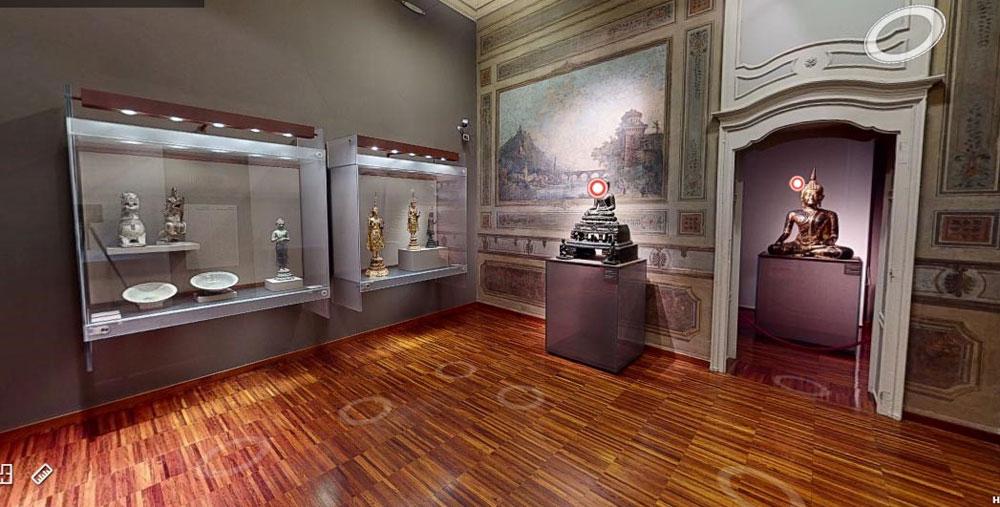 Il MAO di Torino in 3D per un progetto rivolto alle scuole