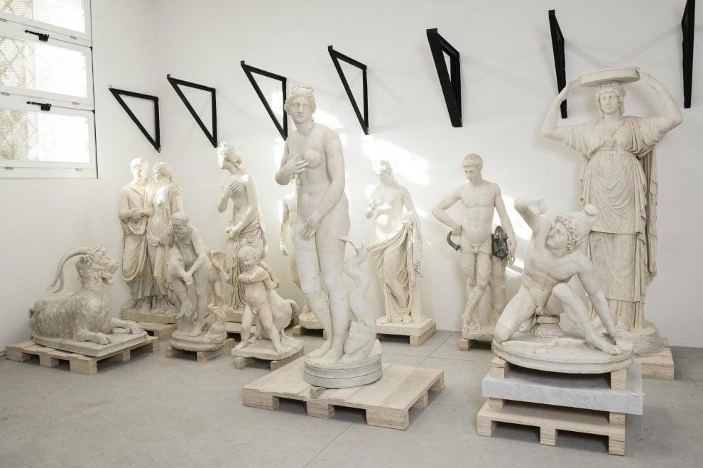Roma, finalmente la mostra sulla collezione Torlonia: 90 spettacolari capolavori in marmo