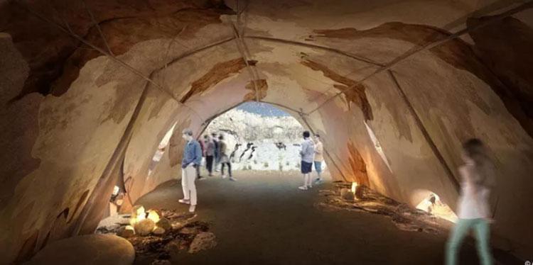 Marsiglia, inaugurerà nel 2022 la ricostruzione della grotta preistorica di Cosquer