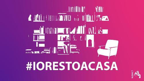 I grandi musei italiani si raccontano sul canale YouTube del MiBACT per la campagna #iorestoacasa