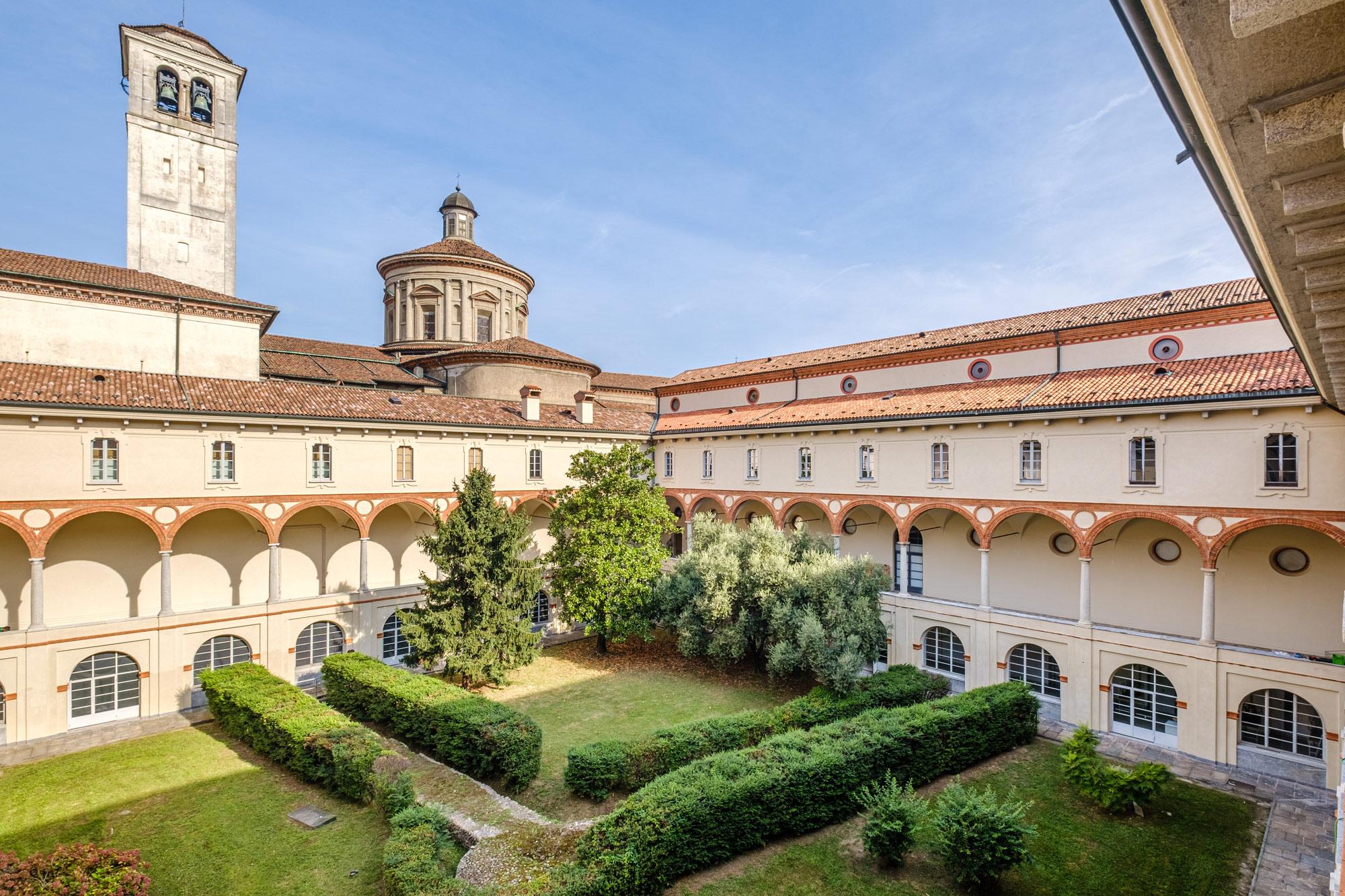 Milano, ecco i nuovi Chiostri del Museo della Scienza: ospiteranno eventi