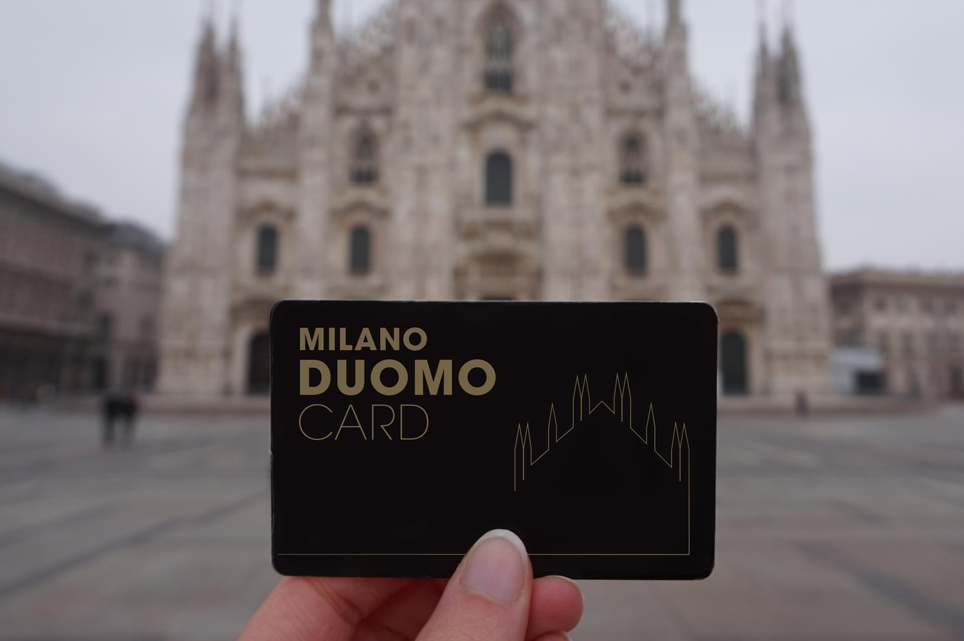 Il Duomo di Milano lancia la sua card, con lo scopo di sostenere il monumento