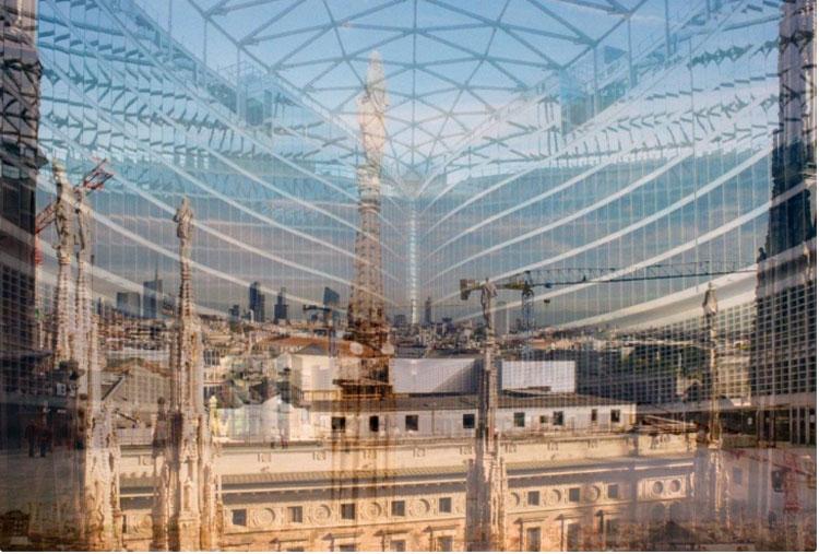 Milano, l'arte non si ferma. La proposta di Fabbrica EOS per la personale di Davide Bramante