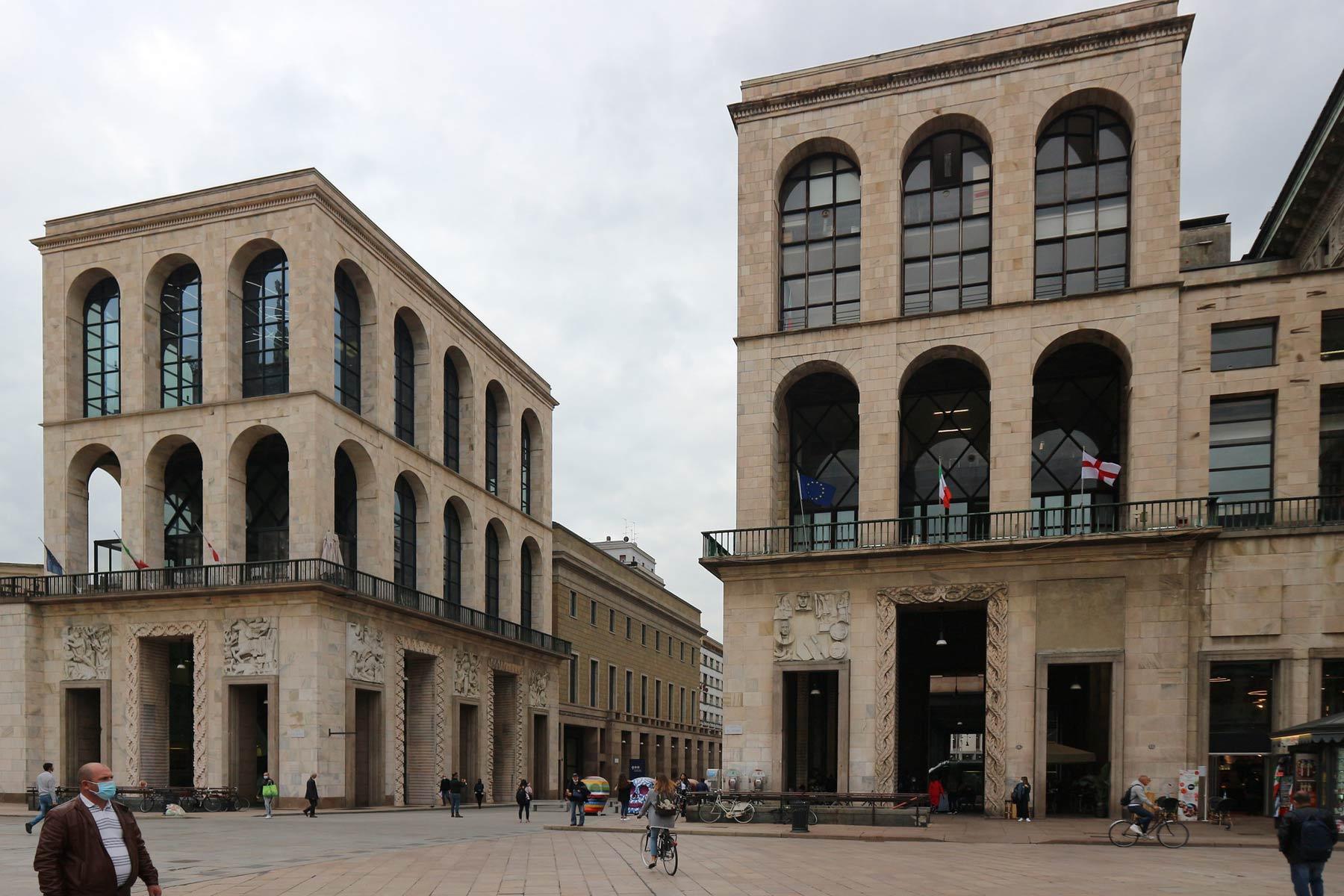 Milano, il Museo del Novecento raddoppia i suoi spazi: diventerà un grande polo delle arti