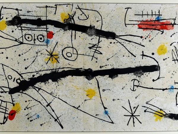 I colori di Joan Miró arrivano in Puglia. Le sue litografie esposte in tre sedi