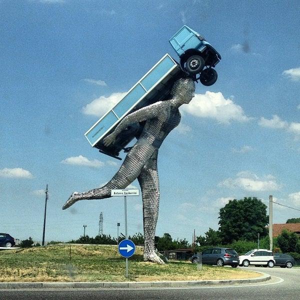 Il camionista (Bologna)
