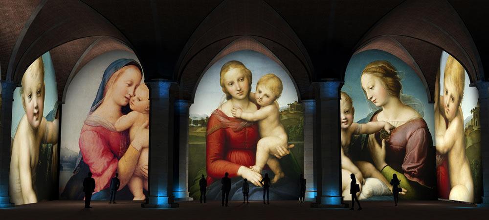 Raffaello e Firenze: nel capoluogo toscano la mostra che ripercorre il periodo fiorentino