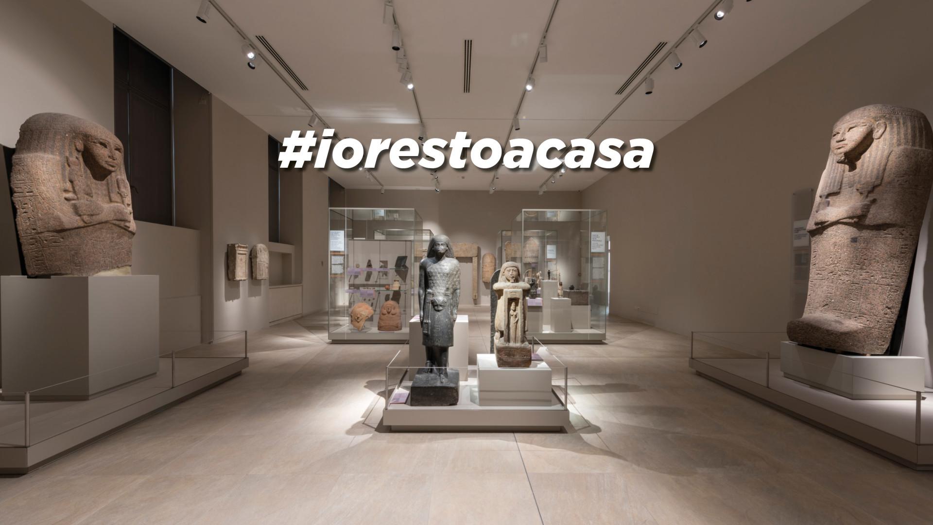 Il Museo Egizio di Torino lancia le passeggiate online in compagnia del direttore Christian Greco