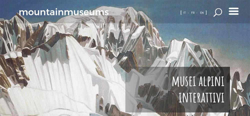 Online la prima piattaforma digitale dedicata ai musei della montagna
